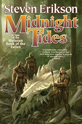 9780765316516: Midnight Tides: Book Five of the Malazan Book of the Fallen