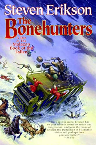 9780765316523: The Bonehunters: A Tale of the Malazan Book of the Fallen