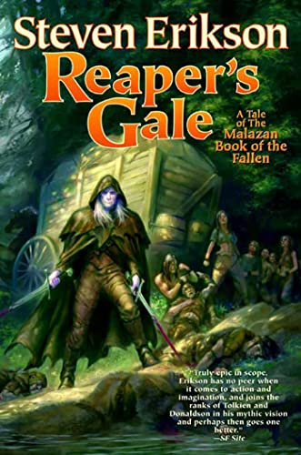 9780765316530: Reaper's Gale: Book Seven of The Malazan Book of the Fallen