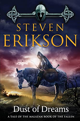 9780765316554: Dust of Dreams: Book Nine of The Malazan Book of the Fallen
