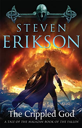 9780765316561: The Crippled God: Book Ten of The Malazan Book of the Fallen
