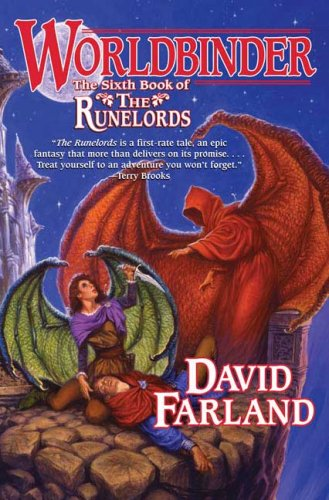 9780765316653: Worldbinder (The Runelords, Book 6)
