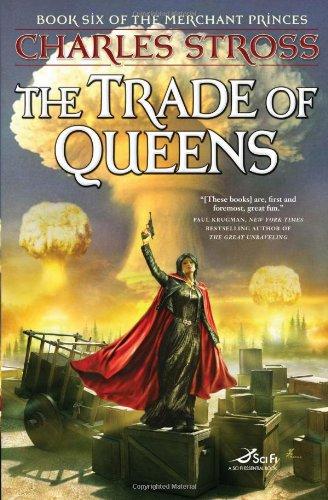 9780765316738: Trade of Queens (Merchant Princes)