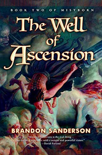9780765316882: The Well of Ascension (Mistborn, Book 2)