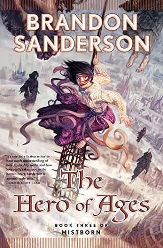 9780765316899: The Hero of Ages (Mistborn, Book 3)