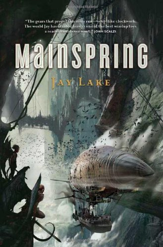 Mainspring (Clockwork Earth) *SIGNED*