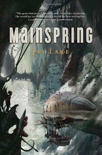 MAINSPRING: Lake, Jay.