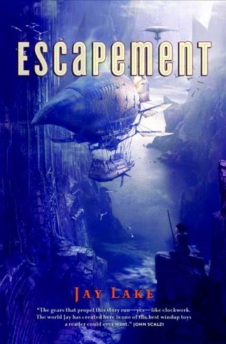 9780765317094: Escapement (Clockwork Earth)