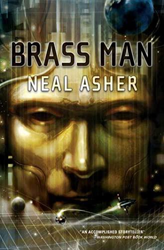 9780765317315: Brass Man (Ian Cormac, Book 3)