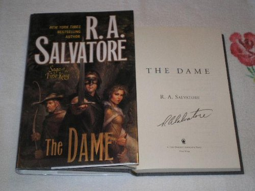 9780765317902: The Dame (Saga of the First King)