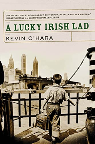 9780765318046: Lucky Irish Lad