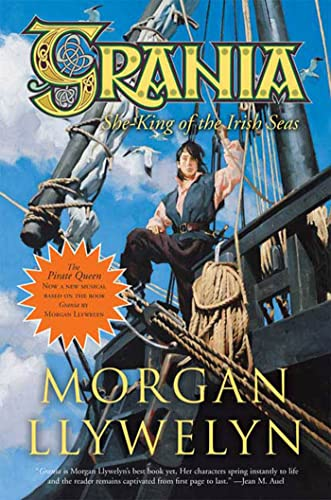 Grania: She-King of the Irish Seas (0765318083) by Morgan Llywelyn