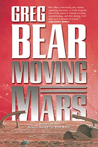 9780765318237: Moving Mars: A Novel