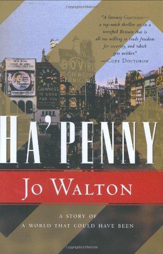Ha'penny: Walton, Jo