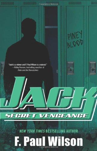 9780765318565: Jack: Secret Vengeance (Repairman Jack)