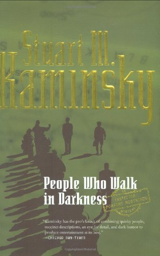 9780765318862: People Who Walk In Darkness (Inspector Rostnikov)