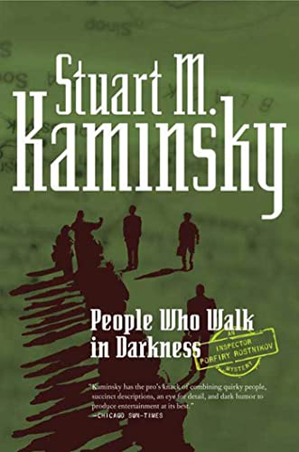 9780765318879: People Who Walk In Darkness: An Inspector Porfiry Rostnikov Mystery (Inspector Rostnikov)
