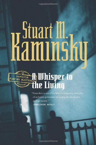 9780765318886: A Whisper to the Living (Inspector Rostnikov)