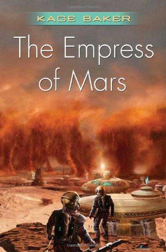 The Empress of Mars (Company): Baker, Kage