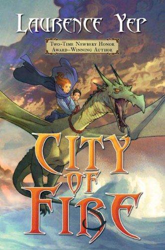 9780765319241: City of Fire (City Trilogy)