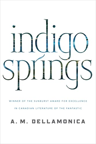 9780765319470: Indigo Springs (Blue Magic)