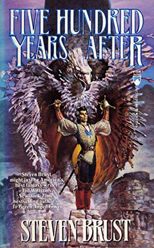 9780765319661: Five Hundred Years After (Phoenix Guards)