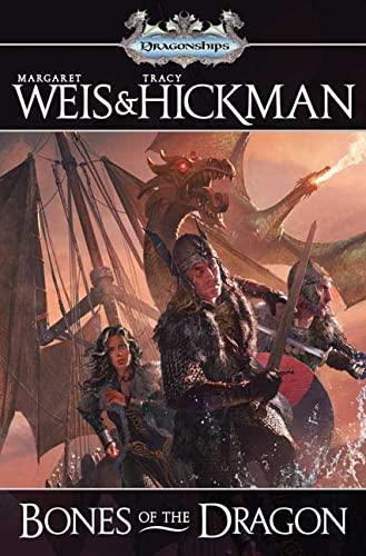 9780765319739: Bones of the Dragon: Dragonships of Vindras