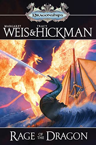 9780765319753: Rage of the Dragon (Dragonships of Vindras)