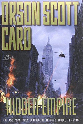 Hidden Empire **Signed**: Card, Orson Scott