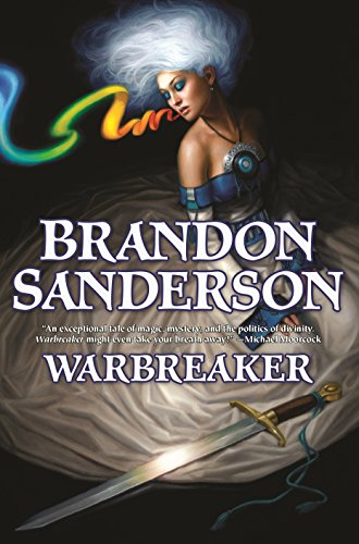 9780765320308: Warbreaker (Sci Fi Essential Books)