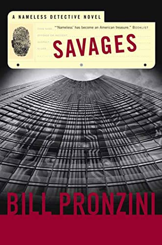 9780765320353: Savages: A Nameless Detective Novel (Nameless Detective Novels)