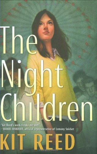 9780765320384: The Night Children