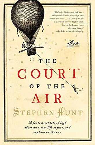 The Court of the Air (Jackelian World): Hunt, Stephen