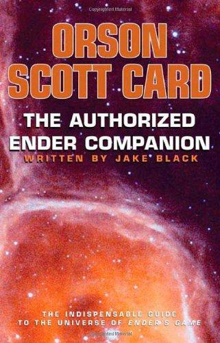 9780765320629: Orson Scott Card: The Authorized Ender Companion