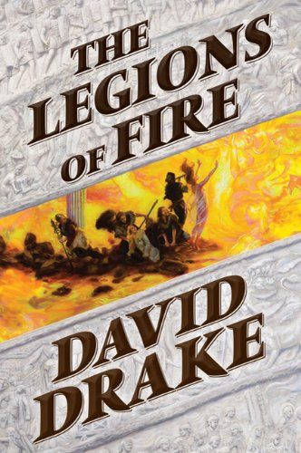 9780765320780: The Legions of Fire (The Books of the Elements)