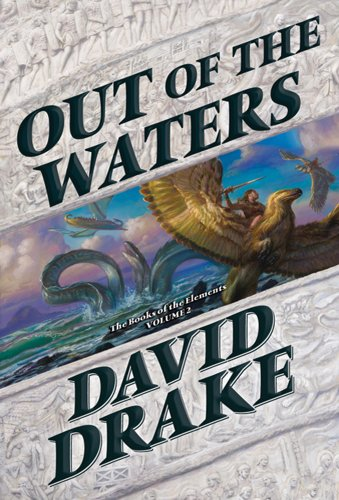 9780765320797: Out of the Waters (The Books of the Elements, Vol. 2)