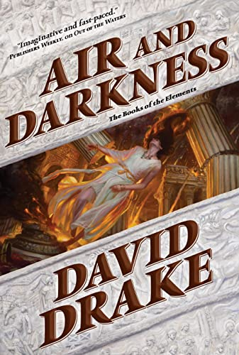 9780765320810: Air and Darkness: A novel (The Books of the Elements)