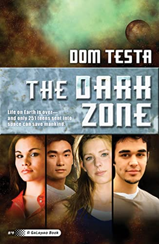 9780765321107: The Dark Zone: A Galahad Book