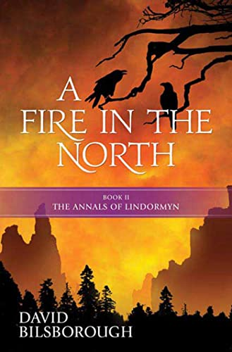 9780765321213: A Fire in the North (Annals of Lindormyn)