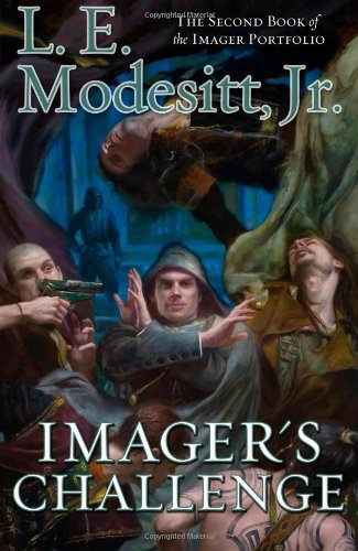 9780765321268: Imager's Challenge (Imager Portfolio)