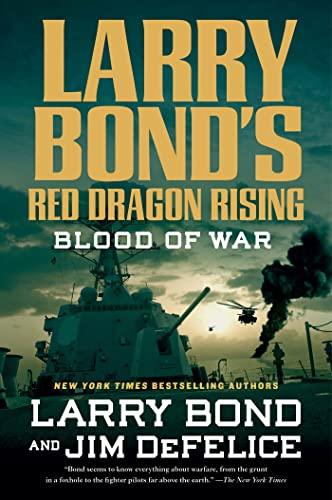 9780765321404: Blood of War (Red Dragon Rising)