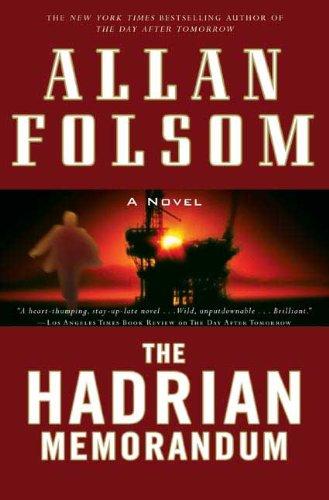 9780765321572: The Hadrian Memorandum