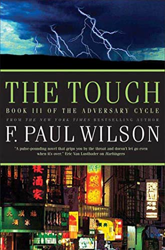 9780765321640: The Touch: Book III of the Adversary Cycle (Adversary Cycle/Repairman Jack)