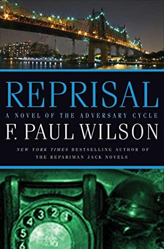 9780765321664: Reprisal: A Novel of the Adversary Cycle (Adversary Cycle/Repairman Jack)