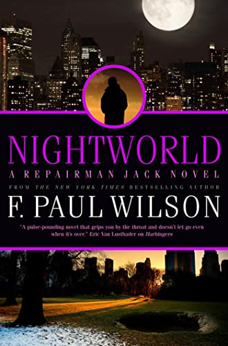 9780765321671: Nightworld: A Repairman Jack Novel (Adversary Cycle/Repairman Jack)