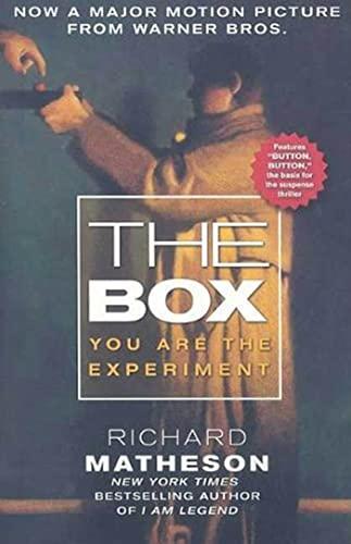 9780765321718: The Box: Uncanny Stories
