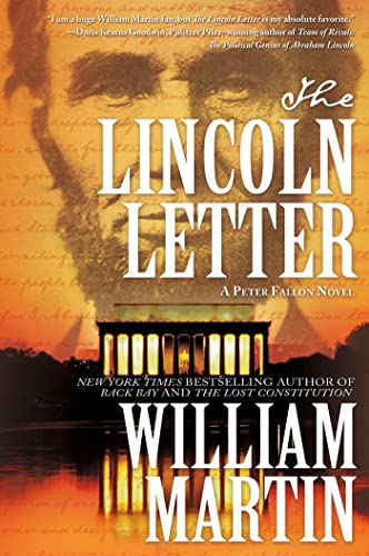 The Lincoln Letter: A Peter Fallon Novel: William Martin