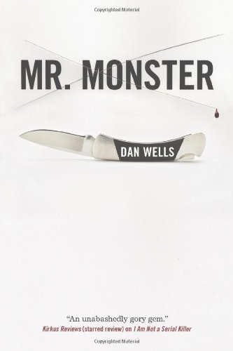 9780765322487: Mr. Monster (John Cleaver, Book 2)