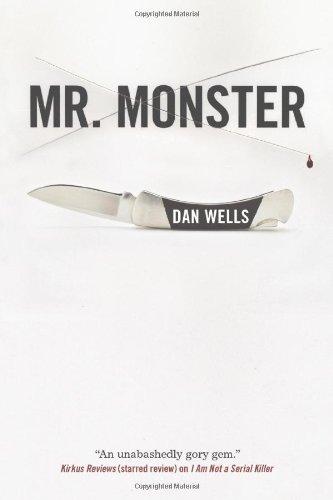 9780765322487: Mr. Monster (John Cleaver, Book 2)