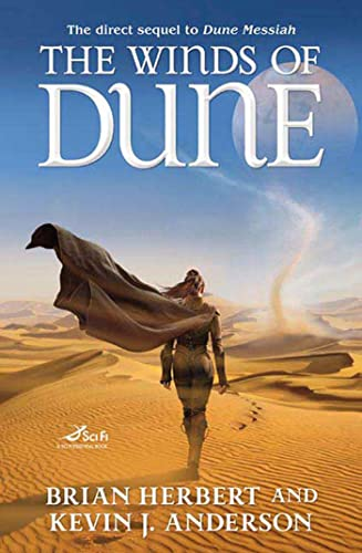 9780765322722: The Winds of Dune (Heroes of Dune)